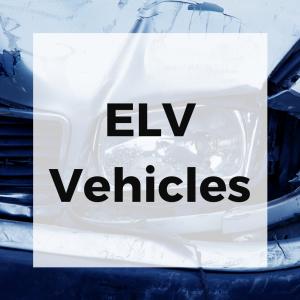 ELV Vehicles