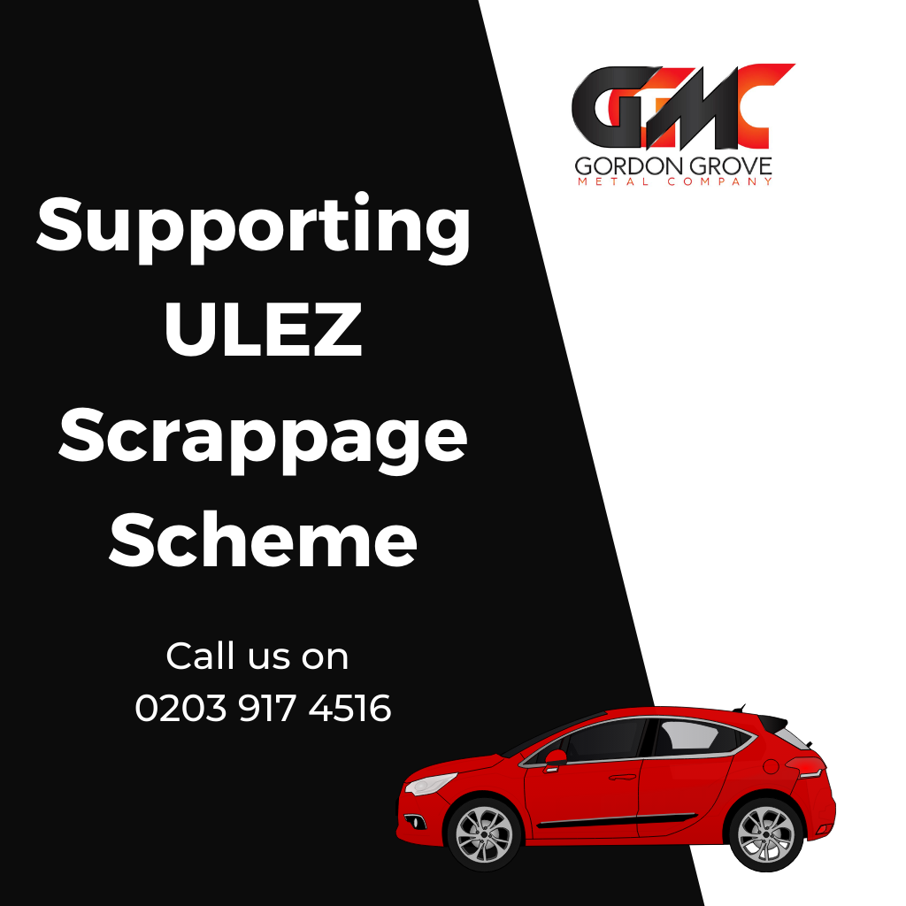 Supporting ULEZ Scrappage Scheme