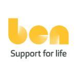 Ben charity logo
