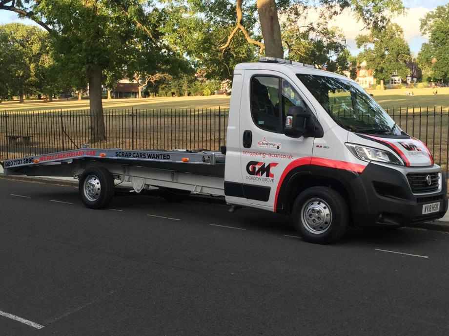 GGMC truck