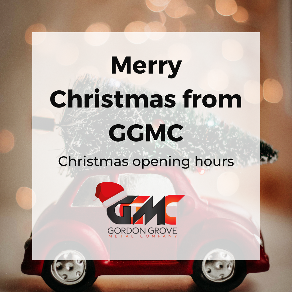 Merry Christmas from GGMC!